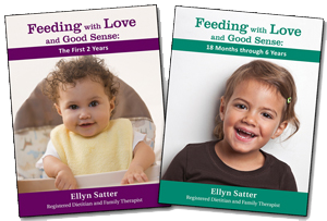 Feeding With Love and Good Sense booklets