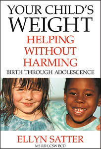 Your Child's Weight - Helping Without Harming