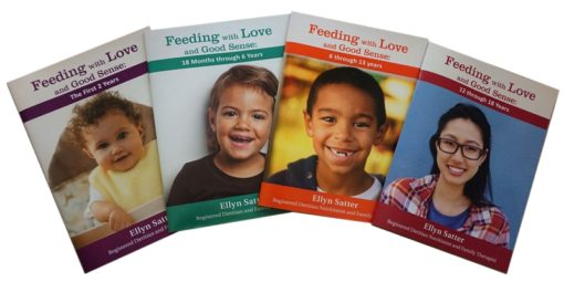 Feeding with Love and Good Sense Booklet Package Deal! -0