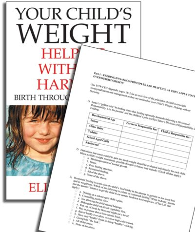 Continuing Education Examination for Your Child's Weight (Book not included)-0